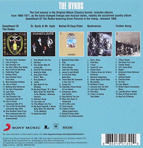 5cd Original Album Classics Sweethe Art Of The Rodeo Dr