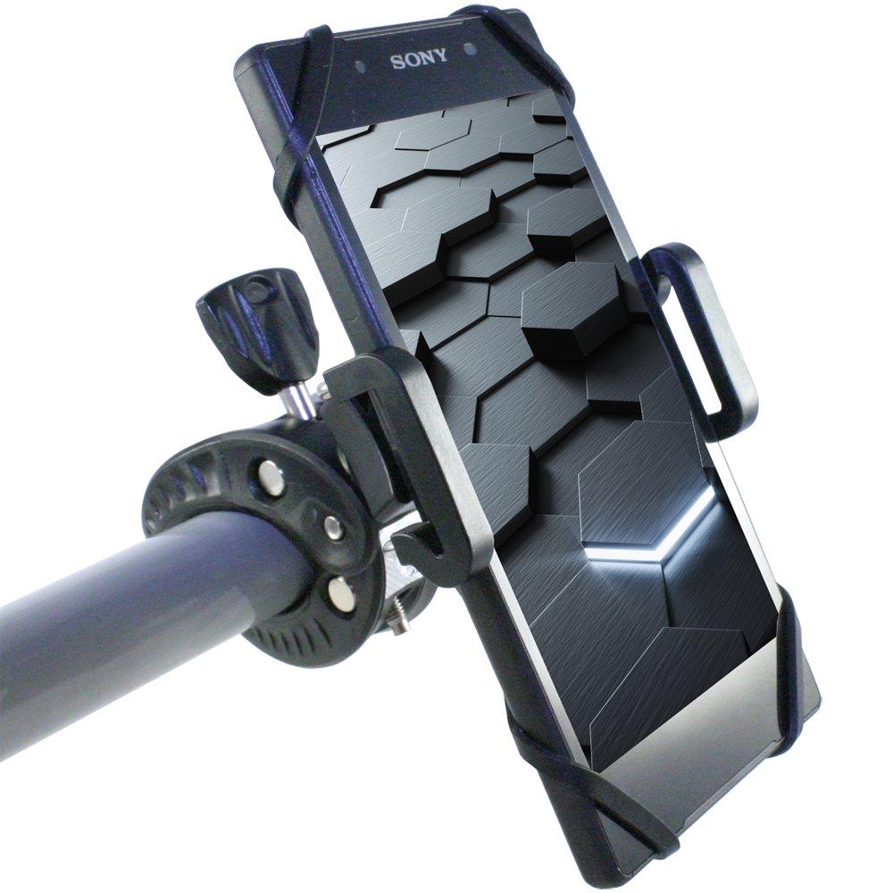 Sony Xperia XZ3 XZ2 XZ1 XA2 XA1 XA X XZ XZs Z5 Z3 Z2 Z1 Z ZR ZL M5 M4 M2 M E5 E4 E3 E1 E L2 L1 C5 C4 C3 C T3 T2 | Premium Compact Plus Ultra Aqua + mehr Lenker Halterung scozzi Fahrrad Halter f/ür