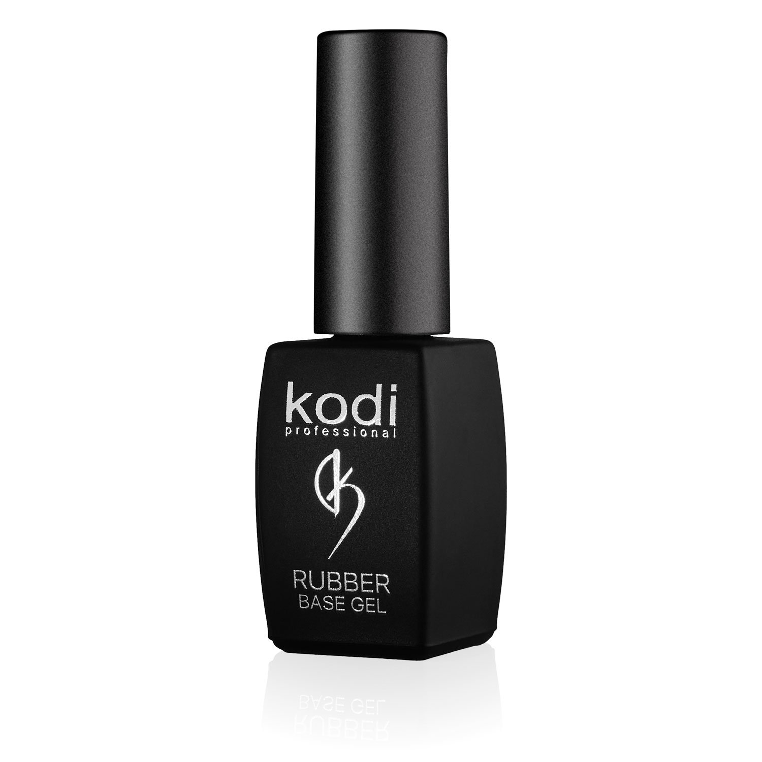 Professional Rubber Base Gel By Kodi | Soak Off, Polish Fingernails Coat Kit | For Long Lasting Nails Layer | Easy To Use, Non-Toxic & Scentless | Cure Under LED Or UV Lamp | 8ml 0.27 oz