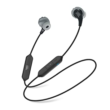 Buy Jbl Endurance Run Bt Sweat Proof Wireless In Ear Sport Headphones Black Online At Low Prices In India Amazon In