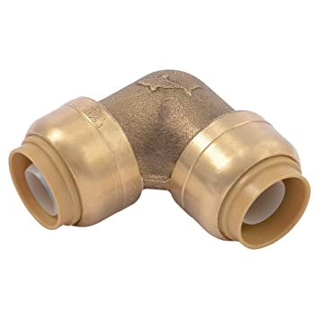 Sharkbite elbow pipe connector plumbing fitting 12 in pex sharkbite elbow pipe connector plumbing fitting 12 in pex fittings push sciox Gallery