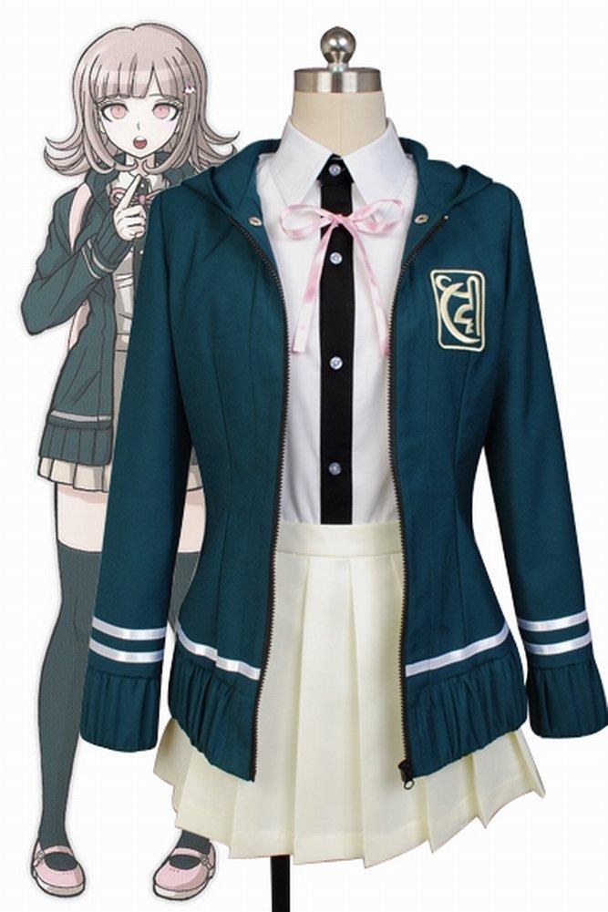 Super DanganRonpa Chiaki Nanami Cosplay Costume by UU-Style