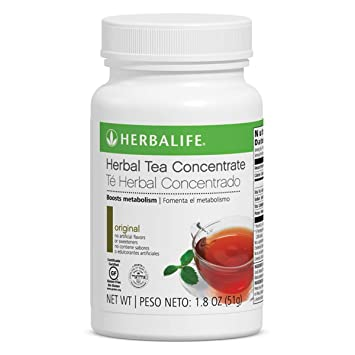 Metabolism Booster Herbal Tea Original Flavor 1.8 Oz. Burn Calories Drink