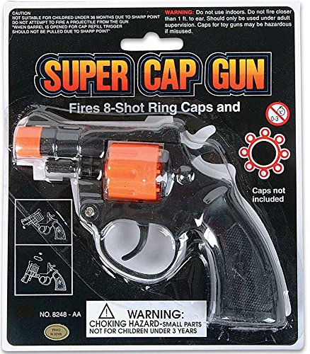 Rhode Island Super Cap Gun