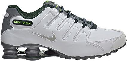 Amazon.com: Tenis Nike Shox NZ SE para hombre, 33579, 10.5 D ...