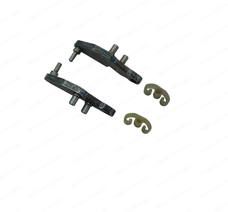 HLY/_Autoparts Schiebedach Reparaturset f/ür Renault Clio 2