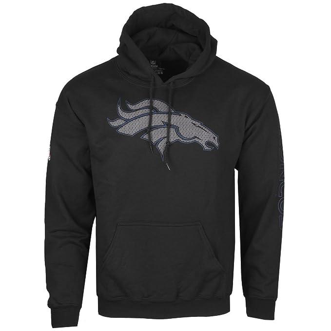 NFL Denver Broncos Hoody Hoodie Kaputzenpullover Reiser sweater Football
