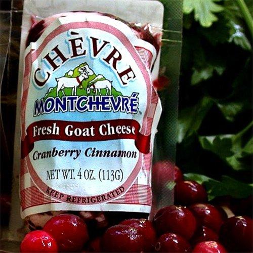 Cranberry Chevre by Montchevre - 4 oz (4 ounce)