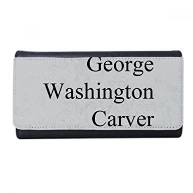 Amazon Com George Washington Carver Quotes Wallet Rectangle Card