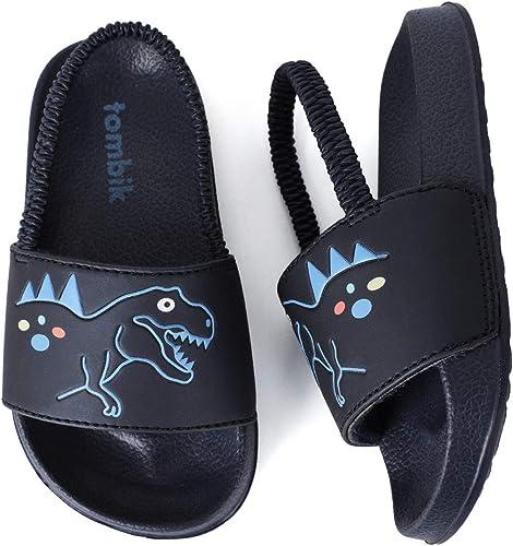 Blue//Shark Infant Boys Beach Sandal Sizes 2t-6t