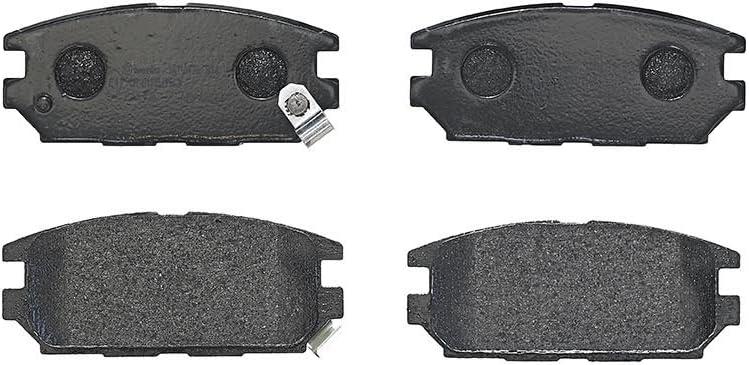 Scheibenbremse Brembo P 54 025 Bremsbelagsatz 4-teilig