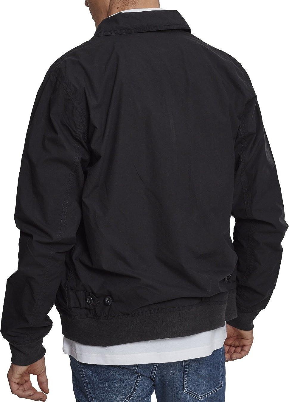 Urban Classics Men Lightweight Jacket Cotton Worker