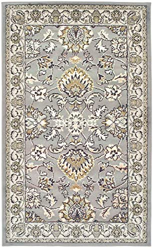 SUPERIOR Hallerton Traditional Floral Indoor Area Rug