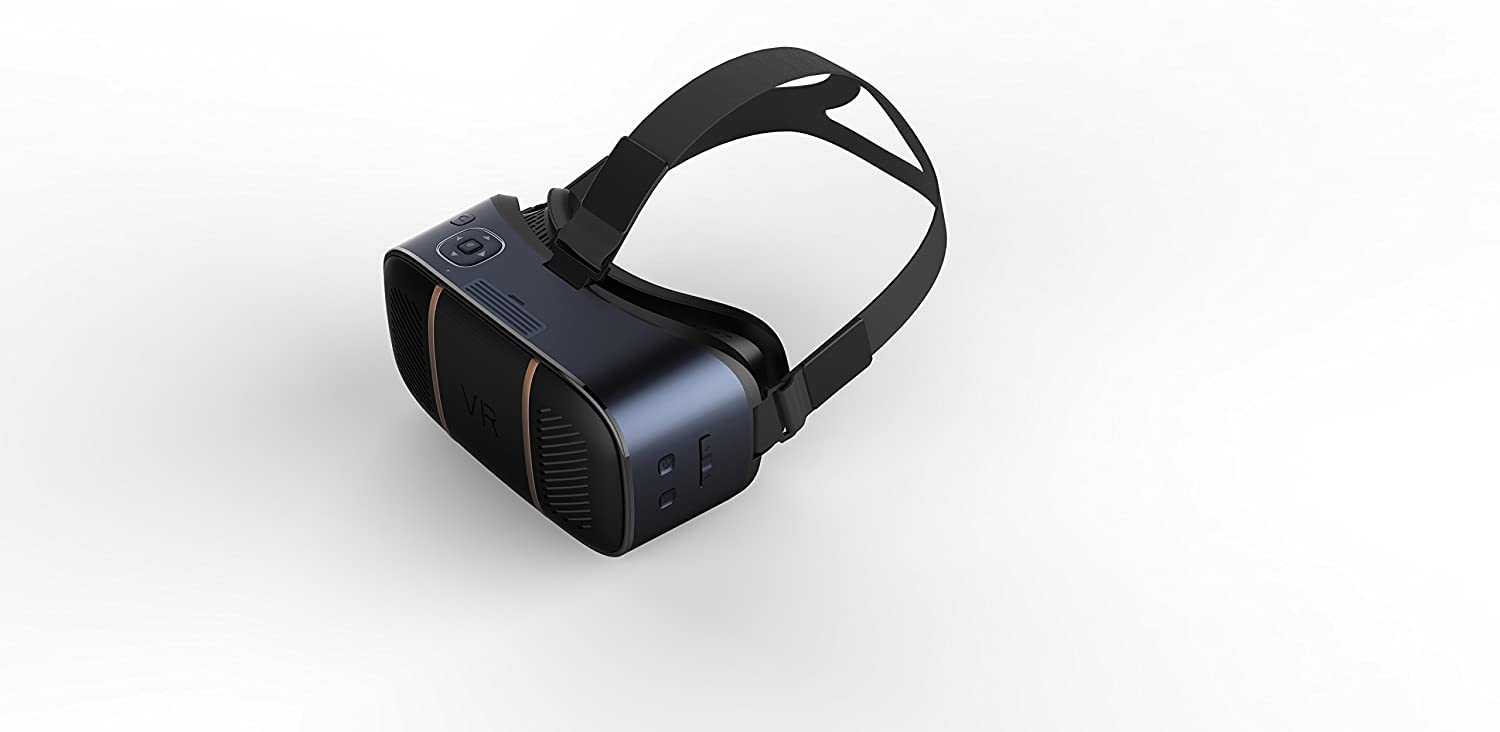 8863e936f3f ALL IN ONE 3D VR Headset From LENKEWI - V3 SAMSUNG Exynos7420 2K LCD  25601440 HDMI All in One VR Headsets