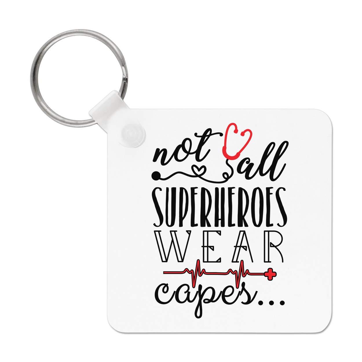 Gift Base Nurse Médico Paramédicos Not All Superheroes Ropa ...