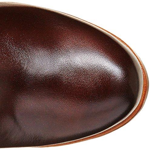 573 hasta rodilla Mujer Neosens Chestnut la Altesse marrón clásicas Botas H1xqOwg