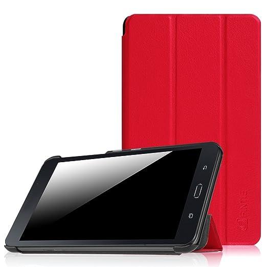 41 opinioni per Fintie Samsung Galaxy Tab A 7.0 Cover- Ultra Sottile Di Peso Leggero Tri-Fold