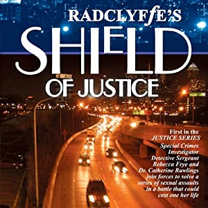 Shield of Justice Audiobook