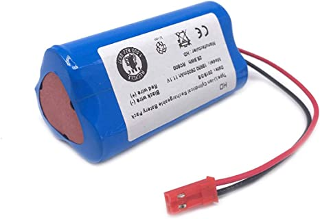 TOOGOO 14.8V 2800Mah Bater/ía de Repuesto para Robot Aspiradora Ilife A4 A4S A6 V7
