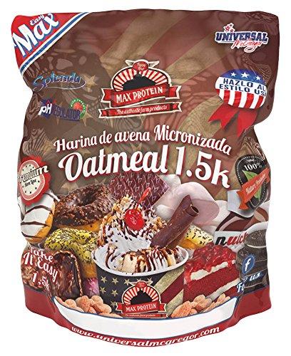 Max Protein Harina de Avena 1,5 kg Red Velvet