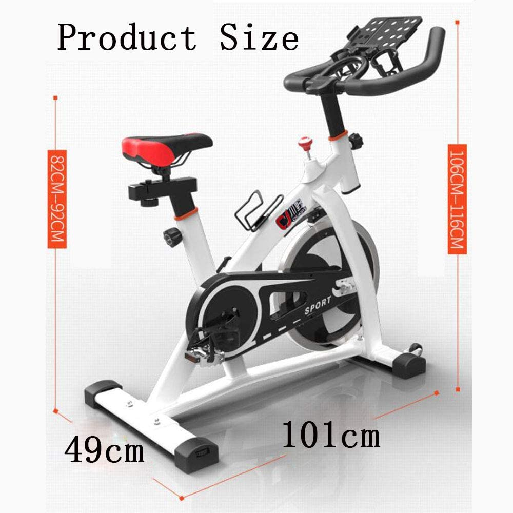 MIAO Spinning Bicycle Webbing Bicicleta de Ejercicio Ultra ...