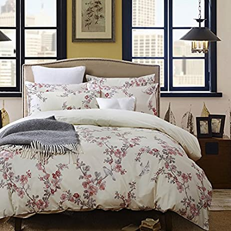 bird china duvet popular pillowcase amazing wholesale from the prepare online in bed regarding buy and king cover bedding floral quilt print birds household