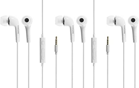 Original Samsung Kopfhörer 3 Er Set Kopfhörer In Ear Elektronik