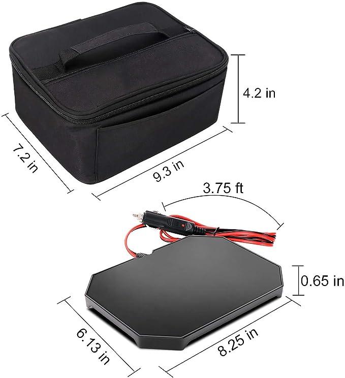 Amazon.com: Aotto - Calentador de alimentos portátil para el ...