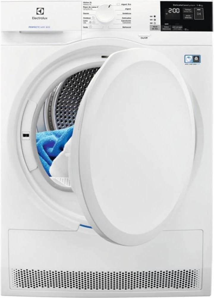Electrolux EW8H4851IB Independiente Carga frontal 8kg A++ Blanco ...
