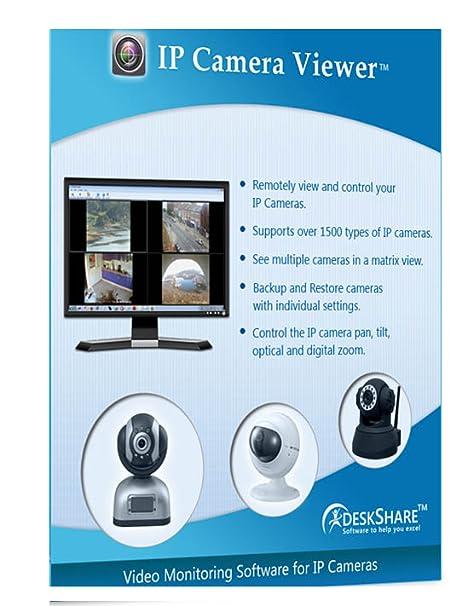Amazon.com: IP camera monitoring software [Download]: Software