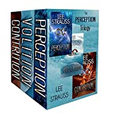 The Perception Trilogy Boxed Set: a young adult dystopian romance
