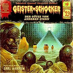 Der Götze vom anderen Stern (Geister-Schocker 19)