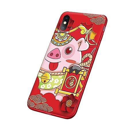 Amazon.com: Funda Cargador iPhone Xs Max Peel Case iPhone Xs ...