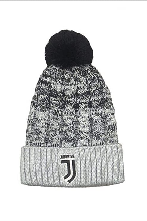 Cuffia Juventus Juve PON PON Ufficiale Cappello Berretto PONJJ01BI ... 3459316955f9