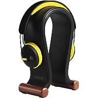 Samdi Wooden Headphone Stand for Beats Sony Sennheiser Philips Skull Candy Plantronics Bose JVC Gaming DJ Logitech…