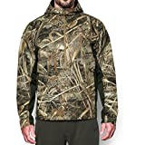 Under Armour Men's Storm Skysweeper Hoodie, Realtree Max 5/Metallic Bronze, Medium