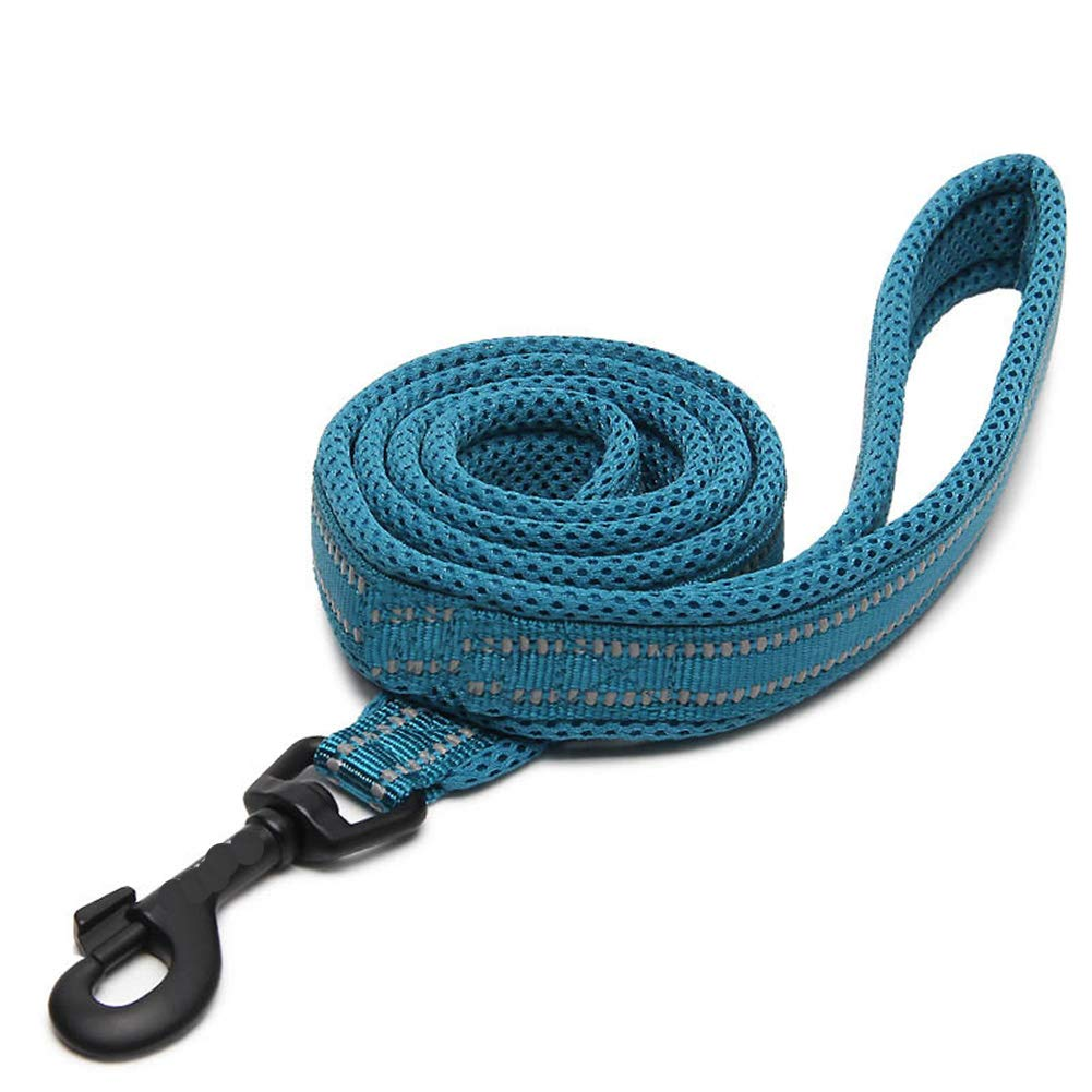 DYYTRm Large Dog Lead Leash, Dog Lead Heavy Duty Strong Reflective Dog Leash for Training Walking Medium & Large Sized Pets,L