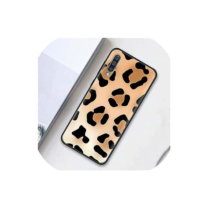 coque samsung a70 leopard