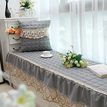 Amazon.com: AMYDREAMSTORE Bay - Cojín para ventana, diseño ...