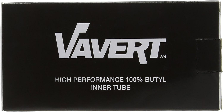 700 x 35 45C SV 40 mm TUBE700SVG Black PAIR Vavert Schrader Inner Tube Boxed