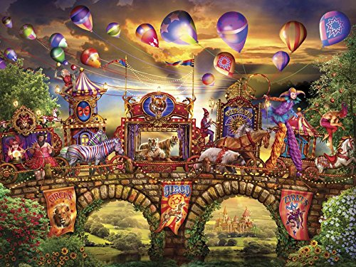 Ceaco Ciro Marchetti - Magical World - Carnivale Parade Puzzle