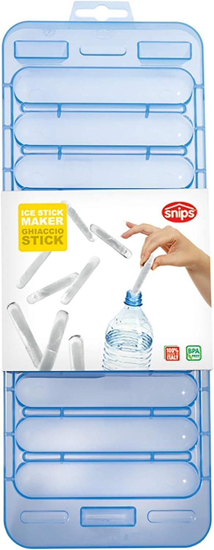 2 pezzi forma Cubetti di Ghiaccio Snips stampini stampo per ghiaccio con cubetti