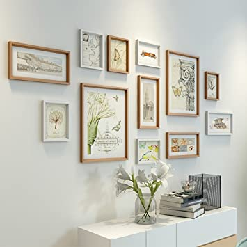 Amazon.com: Collage picture frame wall photo frames Photo Wall ...