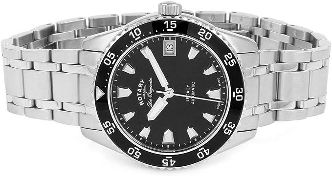 Rotary Damen Armbanduhr Legacy Ocean Automatic - 3