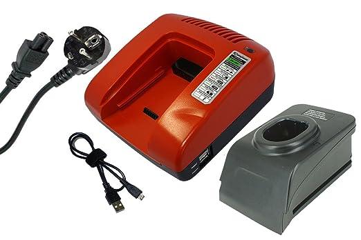 Power Smart® 7,2 V de 18 V Cargador para Ryobi BPP-1817 1417 ...