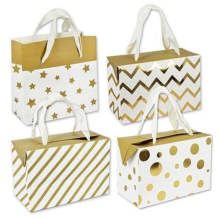 132112 - Pack de 6 Bolsas de regalo cumpleaños mediana ...