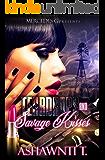 Teardrops and Savage Kisses