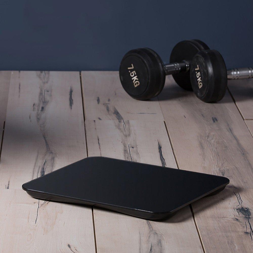 Scales Báscula Electrónica del Cuerpo Humano del Hogar De La Escala Que Pesa El Peso Corporal Medido: Amazon.es: Hogar