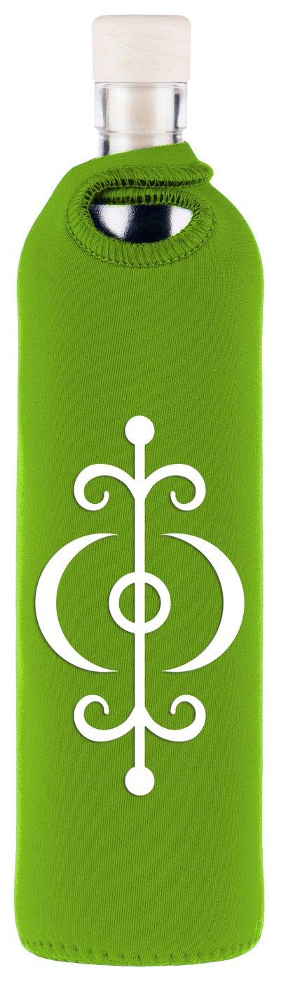 flaska Botella Spiritual neopreno - 0,75 l flaska, grün - Gesundheit: Amazon.es: Deportes y aire libre