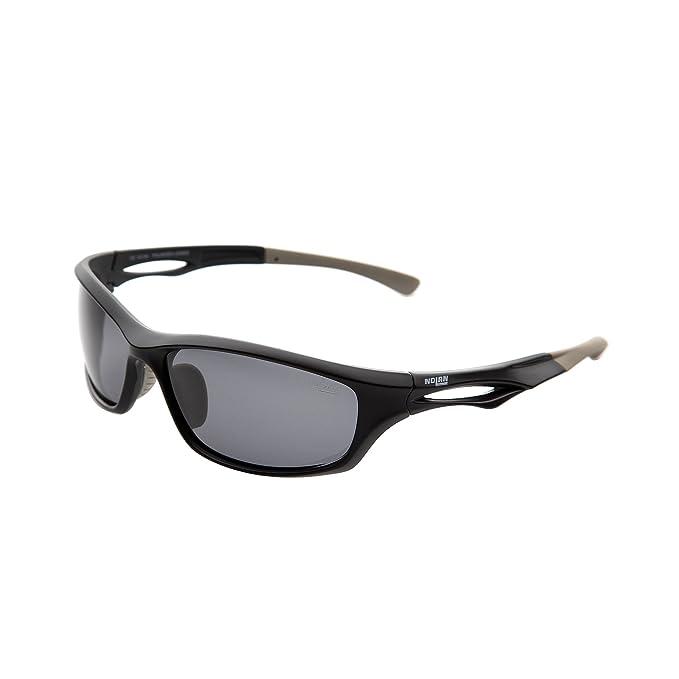 56d505fefb Gafas de sol Nolan N599 A negro - hombre - TU: Amazon.es: Ropa y accesorios